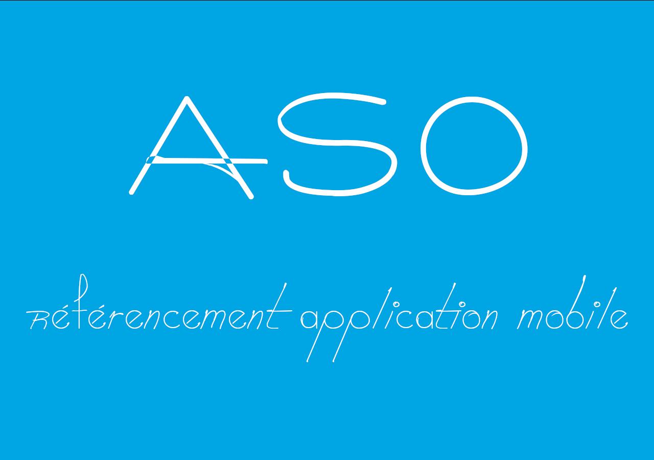 référencement application mobile